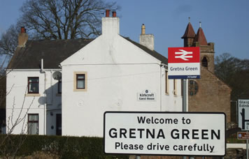 Kirkcroft Guest House Gretna Green